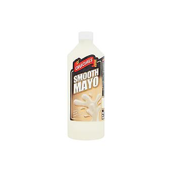 Crucials Smooth mayo Squeezy Sauce 1L