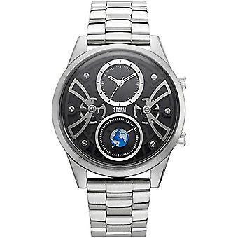 Storm London GLOBE-X BLACK 47441/BK Men's Wristwatch