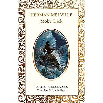 Moby Dick Flame Tree Collectable Classics