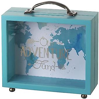 Heaven Sends Couples Travelling Money Box