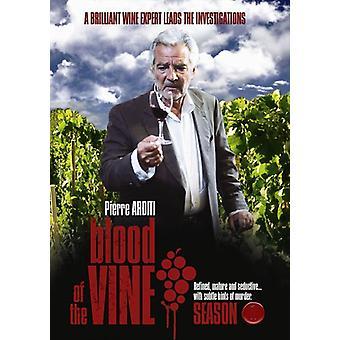 Blood of the Vine: Season 1 [2 Discs] [DVD] USA import
