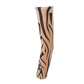 Cool Tattoos Unisexe Élasticité Couverture Uv Sun Protection Bras Manches