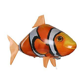 Kaukosäädin Lentävä Ilmahai lelu, Klovni kala ilmapallot, Puhallettava Helium