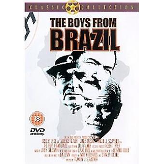 Jungen aus Brasilien DVD