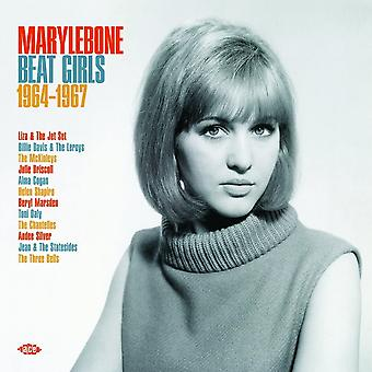 Varios artistas - Marylebone Beat Girls 1964-1967 Vinilo