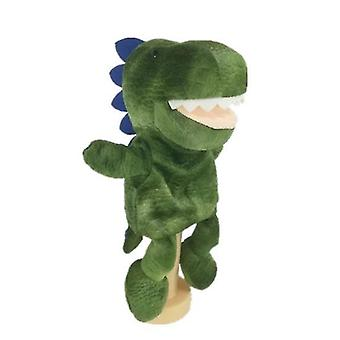 Happy Kids Hand Puppet,interactive Preschool Plush Toy(Tyrannosaurus)