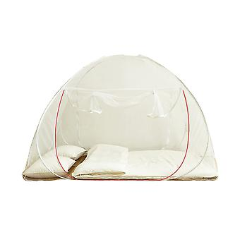 Swotgdoby Mosquito Net Canopy, Insect Screen, Folding Design With Bottom, 2 Entries, Easy To Install