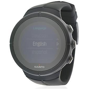 Suunto Spartan Ultra alle zwarte Titanium Unisex horloge SS022655000