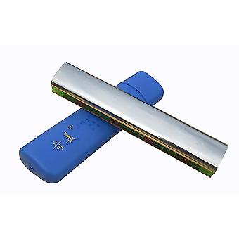 24 gaten harmonica polyfonie sleutel van C harmonica instrument voor beginner