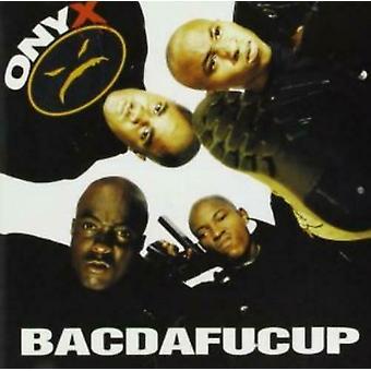 Onyx Bacdafucup (1993) CD