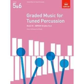 Graderad musik för trimmad slagverk, bok III