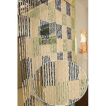 Room dividers stylish pastoral style handmade straw braid hanging curtains sm164506