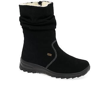 ريكر شيلبي المرأة الأحذية الدافئة اصطف