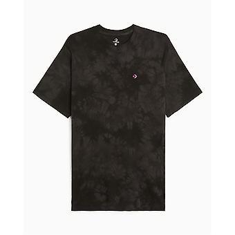 Converse Marble Cut And Sew 10021490A03 universel toute l'année homme t-shirt