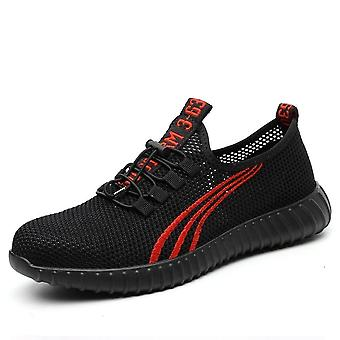 Summer Safety Shoes, Men Work Shoes Sports Shoes
