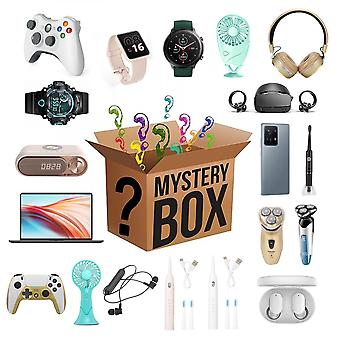 Lucky Mystery Boxes Digital Electronic There Is A Chance Open Such As Drones Watches Gamepads Digital Cameras More Novelty Gift