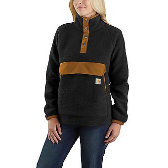Carhartt kvinners fleece genser avslappet passform fleece genser
