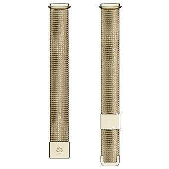 Luxe, Metal Mesh Soft Gold (One Size)