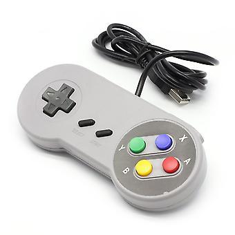 Kabalo vervanging USB-Gamepad Joypad Gaming Controller Super Nintendo SNES Game Console Design