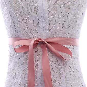 Bridal Belt Crystal Wedding Belt Pearls Sash Dresses
