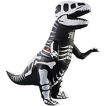 Ribosaurus (gyermek) Halloween Cosplay Tyrannosaurus Rex felfújható jelmez dinoszaurusz jelmez