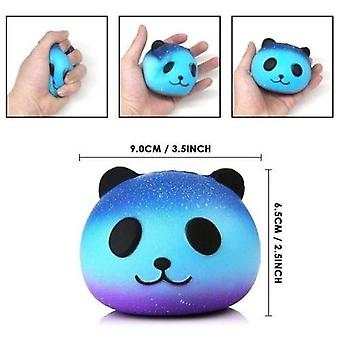 Paquete de 4 de soft Geant Galaxy Animal Antiestrés