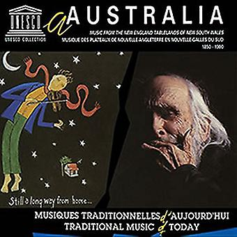 Various Artists - Australia: Music From the New England [CD] USA import
