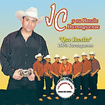 Jc Y Su Banda Duranguense - Que Bonito 100% Duranguense [CD] USA import