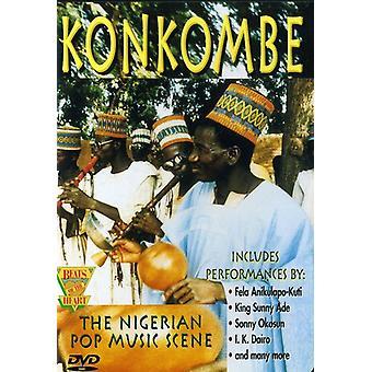 Konkombe-nigeriansk Pop musik Sc [DVD] USA import