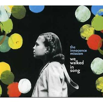 Innocence Mission - We Walked in Song [CD] USA import