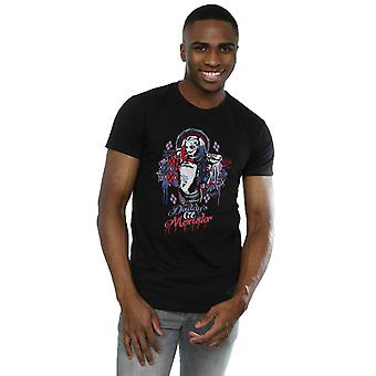 Suicide Squad Herren Harley Quinn Daddys Lil Monster T-Shirt