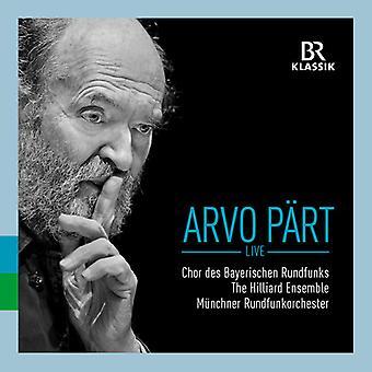 Part / Rundfunkorchester - Arvo Part Live [CD] USA import