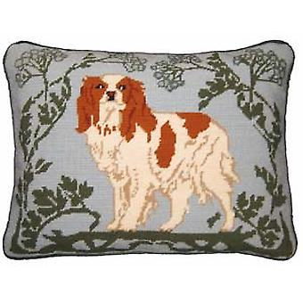 Blenheim Cavalier Needlepoint Canvas