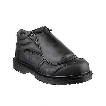 Centek FS333 S3 HRO Metatarsal Safety Boots Black / Mens Boots