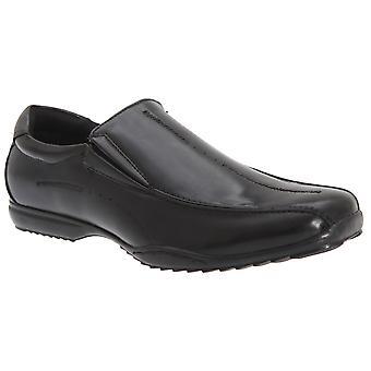 Amerikaanse Brass Mens Custer/Clipper Twin Spie schoenen
