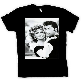 Womens T-shirt - Grease - Sandy und Danny