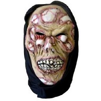 Maschera con cappuccio - mangiatore di carne