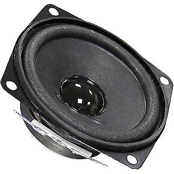 Visaton FR 7 2,5 6,4 cm breedband luidspreker chassis 5 W 4 Ω