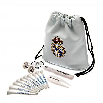 Real Madrid-Tasche-Golf-Geschenk-Set