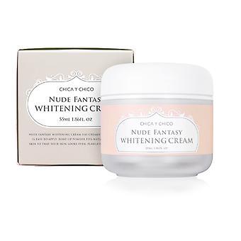 Chica Y Chico naakt Fantasy Whitening crème 55ml