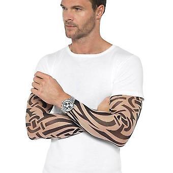 Tatuaj ARM fals tattos colorate glumă scaun rocker