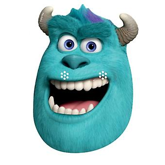 Sulley Party Card Fancy Dress Mask (Monsters University)