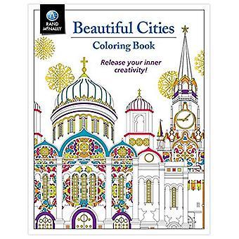 Beautiful Cities Coloring Book: Reg