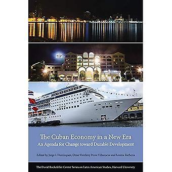 Die kubanische Wirtschaft in eine neue Ära: eine Agenda für den Wandel in Richtung nachhaltige Entwicklung (Serie in Latin American Studies)