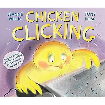 Kyckling att klicka