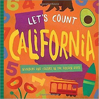 Laten we tellen Californië: Cijfers en kleuren in de Golden State