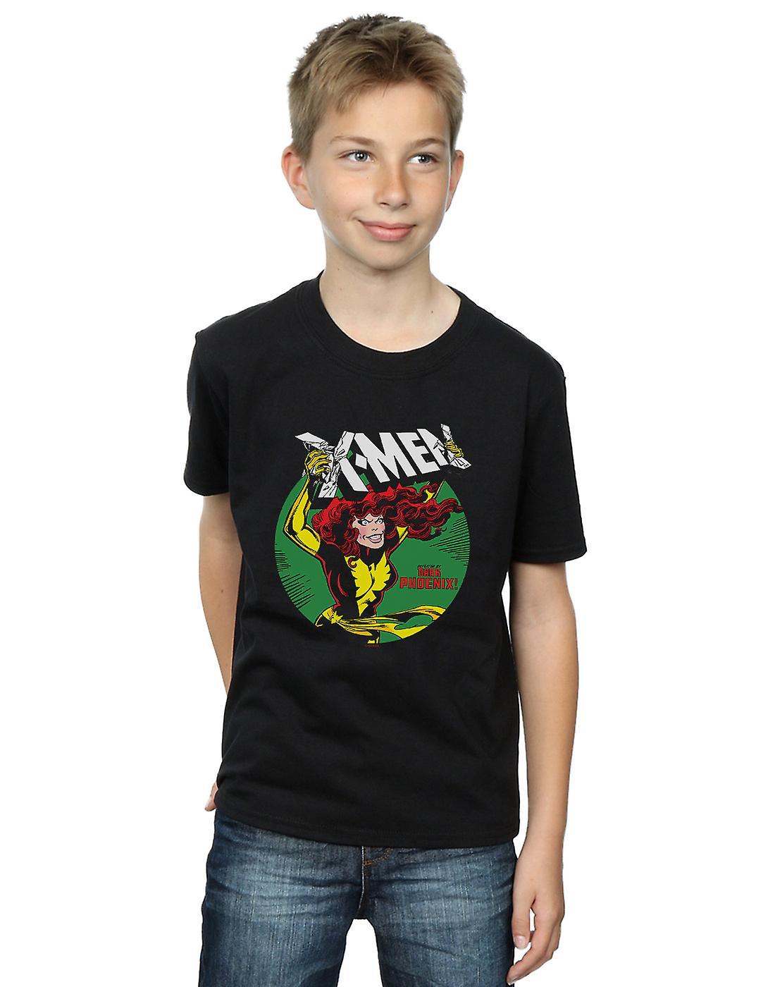 Marvel Boys X-Men Defeated By Dark Phoenix T-Shirt
