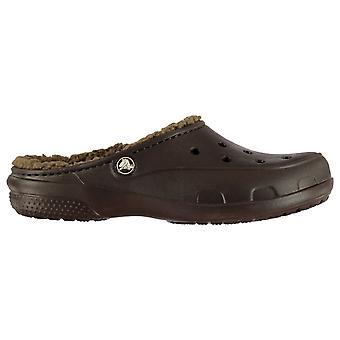 Crocs Womens Freesail Plush Ladies Clogs