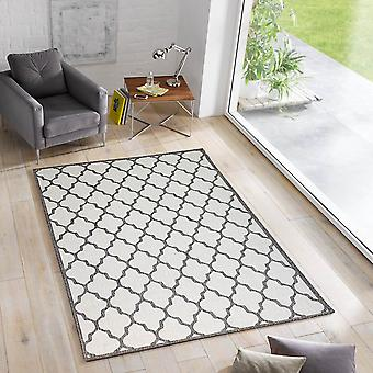 Reversing carpet PALACE In- & Outdoor carpet Moroccan ornaments flat fabric modern