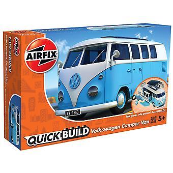 Airfix J6024 Quick Build VW Camper Van Model Kit